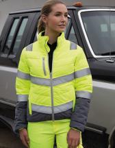 Women´s Soft Padded Safety Jacket