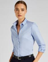 Women´s Tailored Fit Stretch Oxford Shirt Long Sleeve